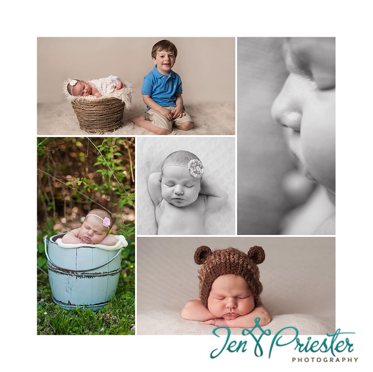 newborn photographer rochester hills michigan