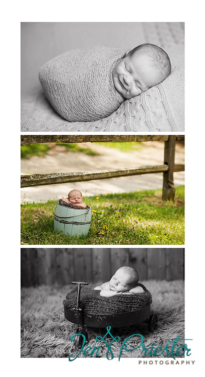 outside newborn photography canton bloomfield hills MI