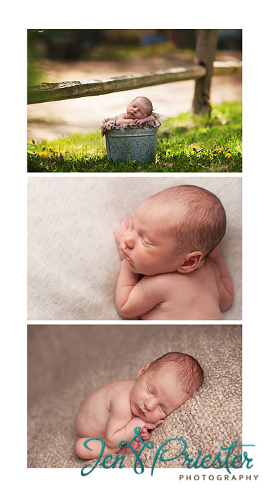 ann arbor newborn baby photography