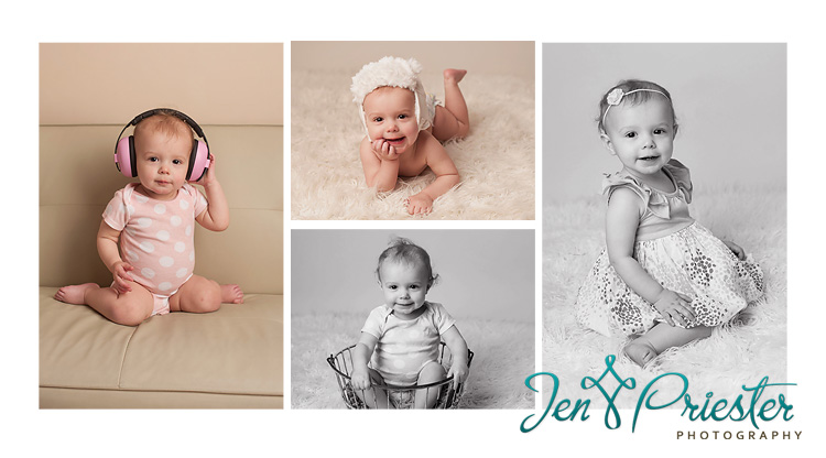 canton mi baby photographer cute