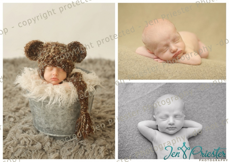 Royal oak mi newborn photographer