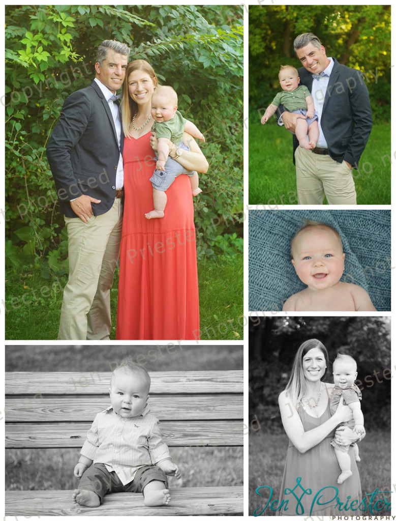 Sterling Heights Michigan Baby Photographer