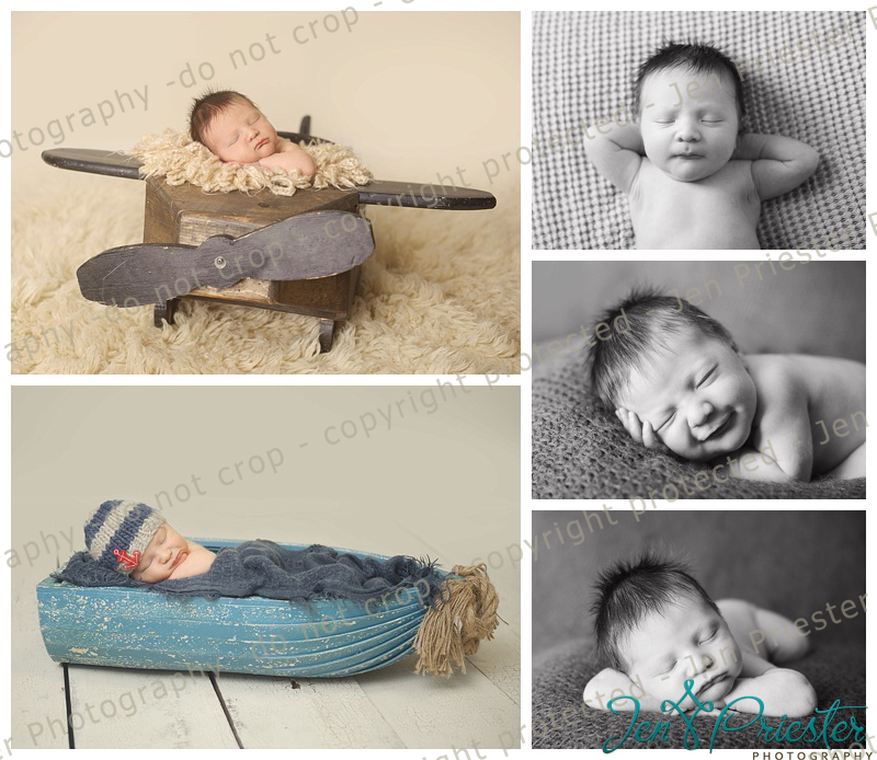 Royal Oak Michigan Newborn Photographer