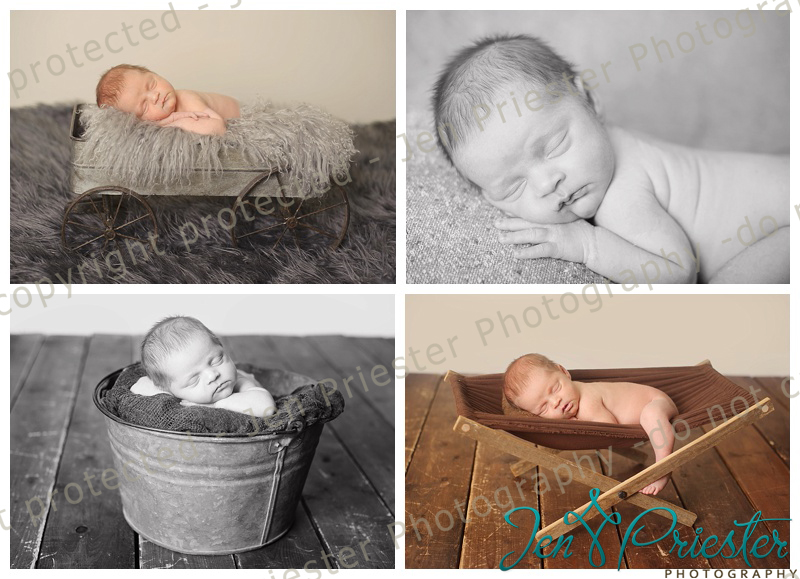 Newborn Photography in Detroit Michigan