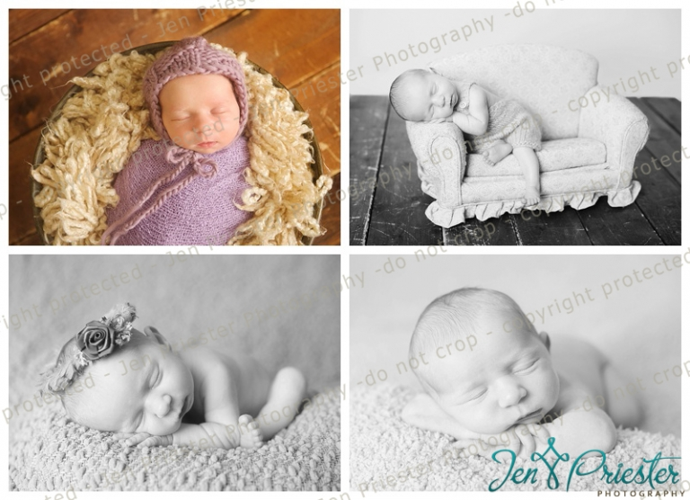 White lake michigan newborn photographer