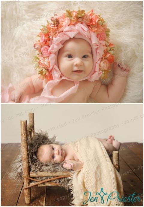ann arbor baby photographer jen priester photography 3 month photos